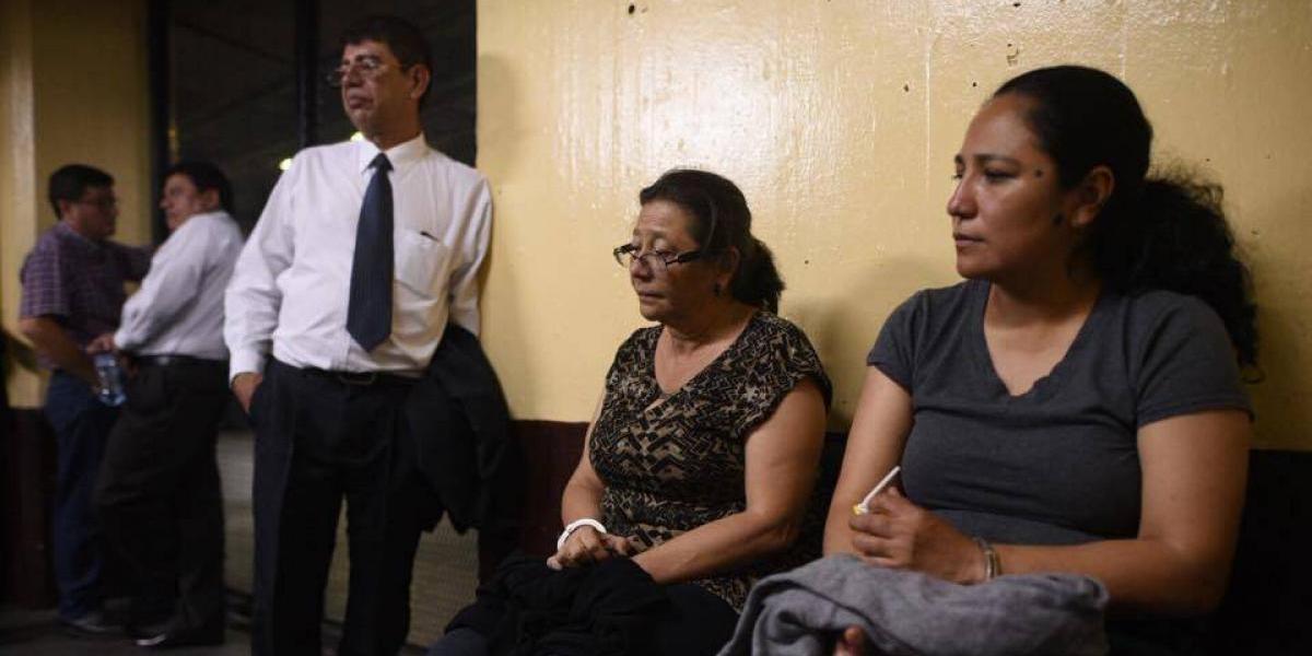 Detenidos por caso Hogar Seguro son enviados a cárcel Mariscal Zavala