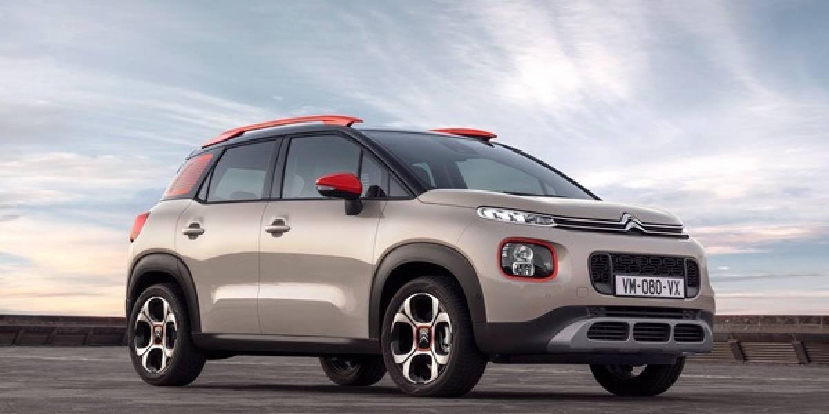 Citroën presenta el C3 Aircross, su primer SUV compacto