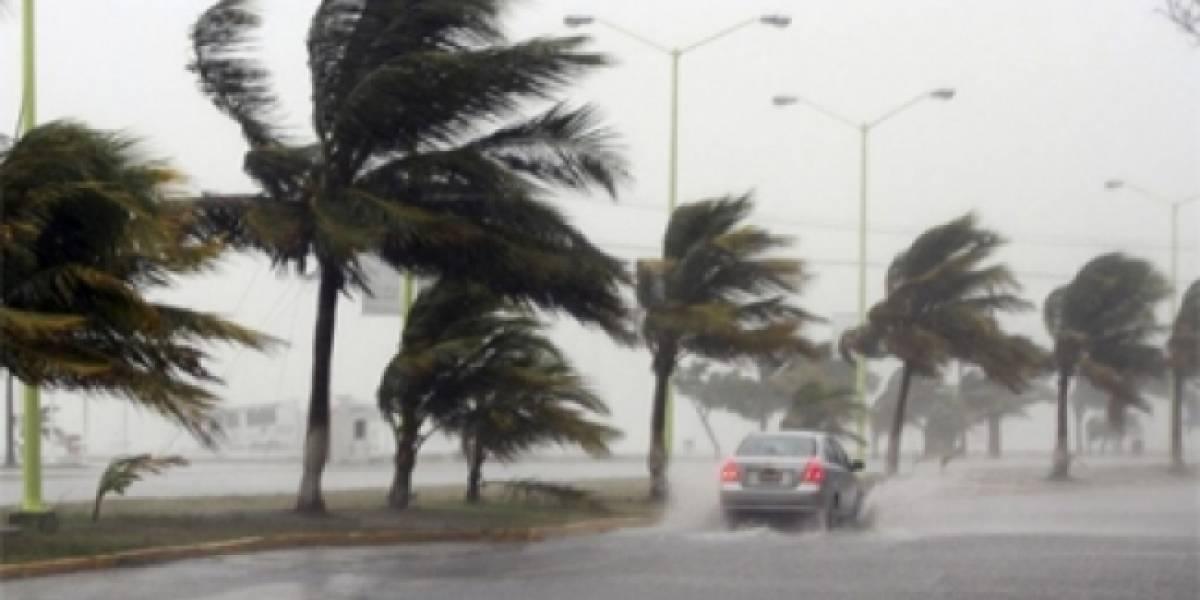 Depresión tropical 3-E provocará fuertes vientos en gran parte del país