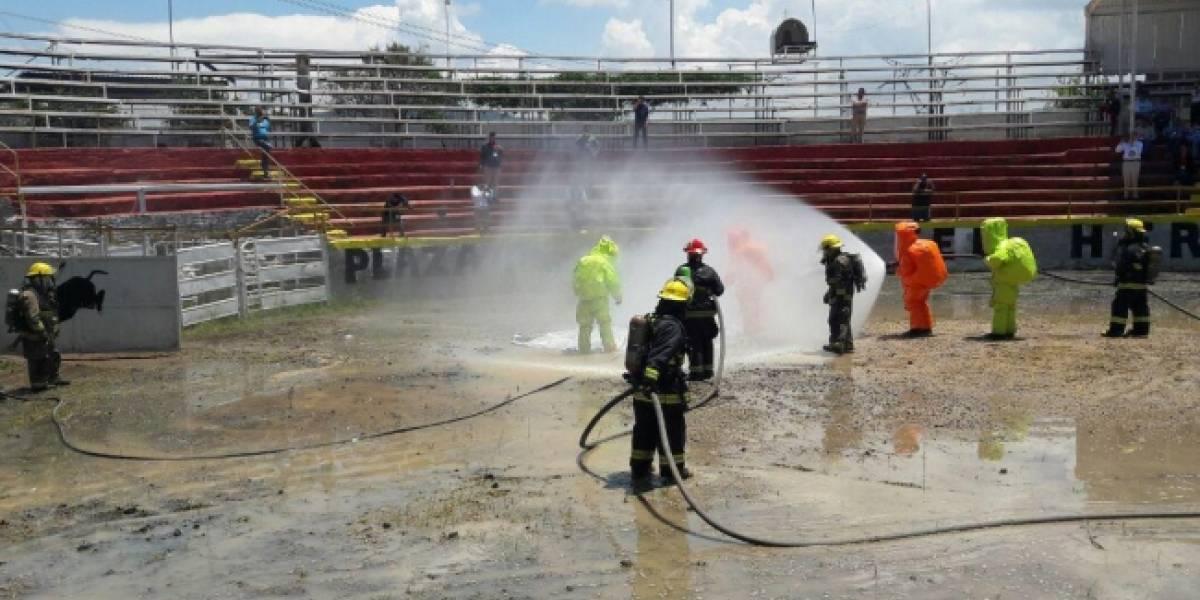 Municipio de Guadalupe refuerza equipamiento de estaciones de bomberos