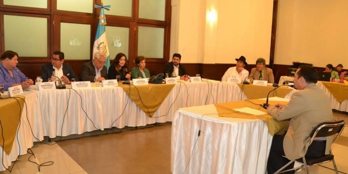 Candidatos a dirigir la PDH explican su plan de trabajo