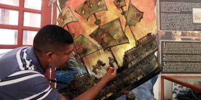 Colombia ultima detalles para rescatar el Galeón San José y sus tesoros