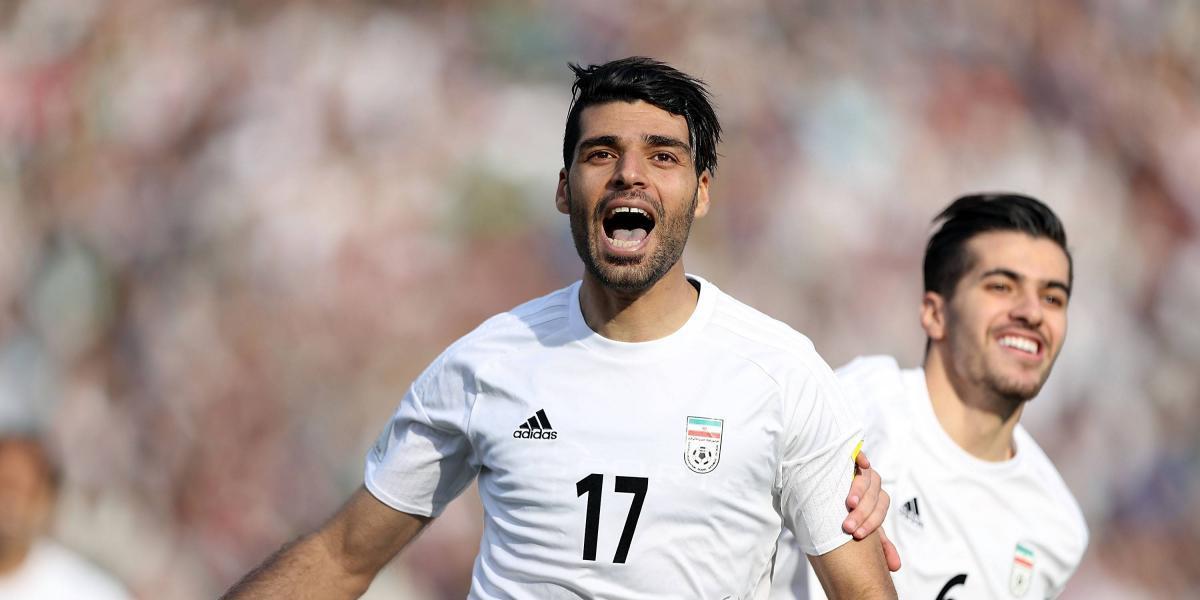 Irán, tercera selección en clasificar al Mundial de Rusia 2018