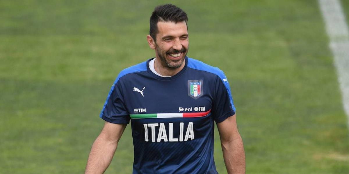 Gianluigi Buffon le pone fecha a su retiro del futbol