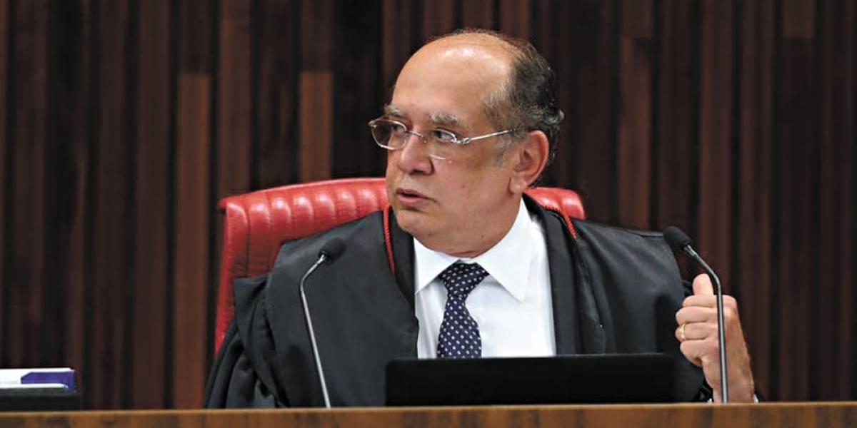 'Habeas corpus do pobre não sai no jornal', diz Gilmar Mendes