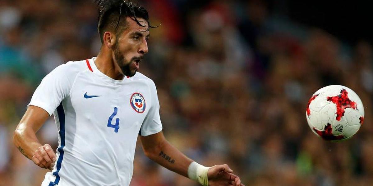 De Vidal a la Juventus: los afectuosos mensajes de cumpleaños para Mauricio Isla
