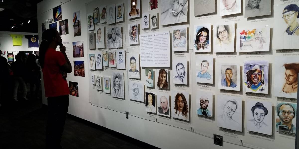 Inauguran exhibición en honor a víctimas de ataque en Pulse