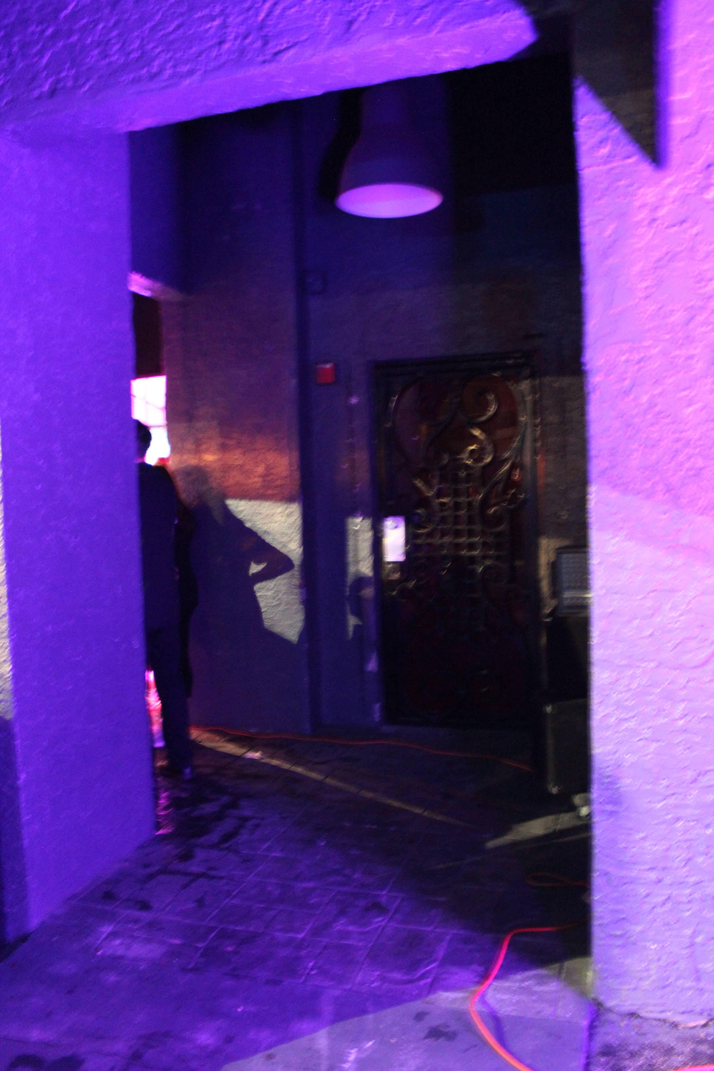 Las puertas de la discoteca Pulse en Orlando, Florida. / Foto: David Cordero Mercado