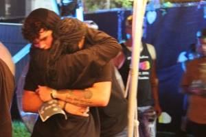 La madrugada del 12 de junio de 2017, la discoteca Pulse encendió sus luces nuevamente para rendir tributo a las 49 víctimas fatales del ataque ocurrido hace exactamente un año atrás. / Foto: David Cordero Mercado