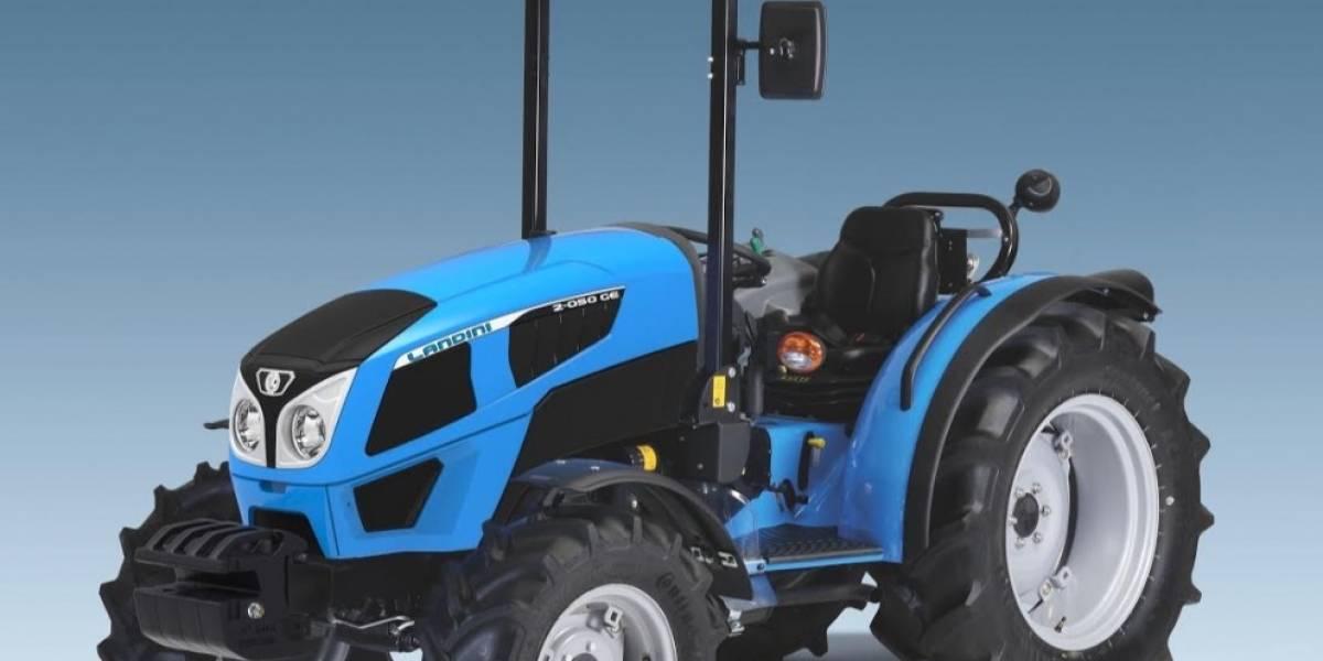 Landini añade un nuevo modelo a su línea de tractores