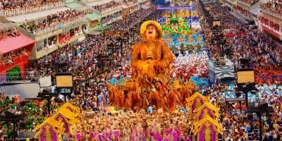 Liesa suspende desfile de escolas de samba no Rio após corte