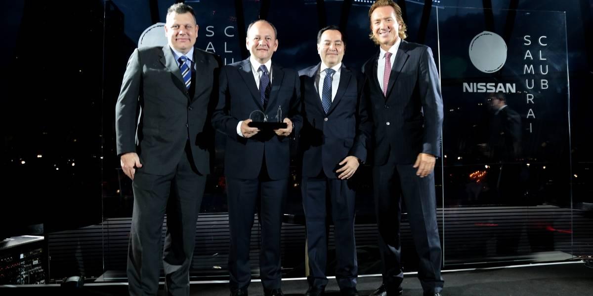Nissan premia a sus mejores concesionarios en Chile