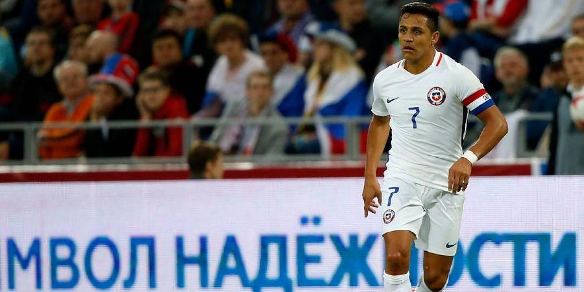 Con Alexis a la cabeza: La formación de Chile para enfrentar a Rumania