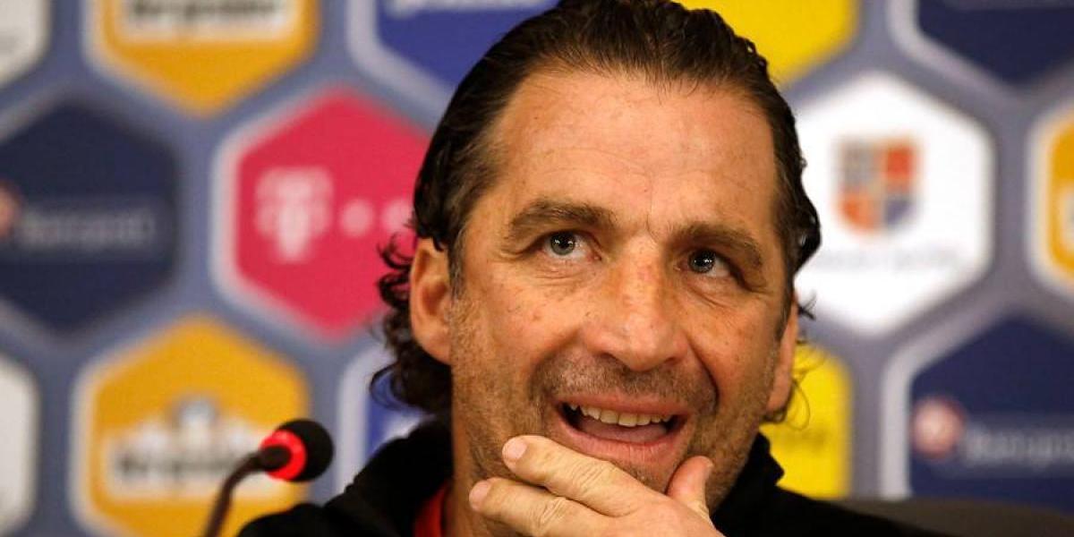 """Pizzi y el once ante Rumania: """"Vamos a utilizar un equipo que represente lo que pretendemos"""""""