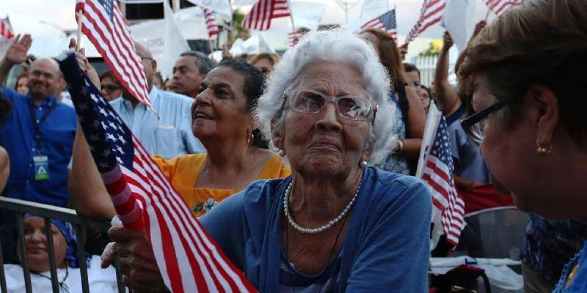 Puerto Rico apoya convertirse en el 51º estado de EEUU