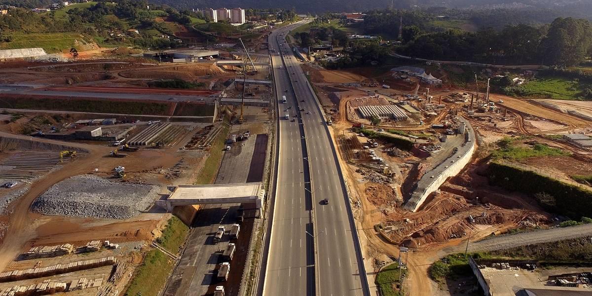 Com 20 anos de obras, Rodoanel será concluído como estrada mais cara da história de SP