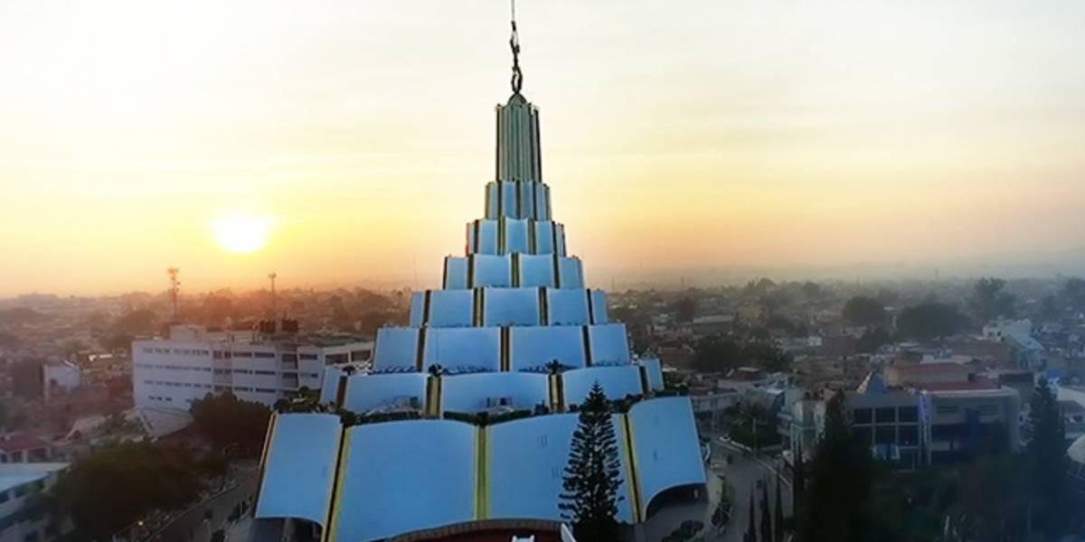25 mil practicantes de La Luz del Mundo se reunirán en CDMX