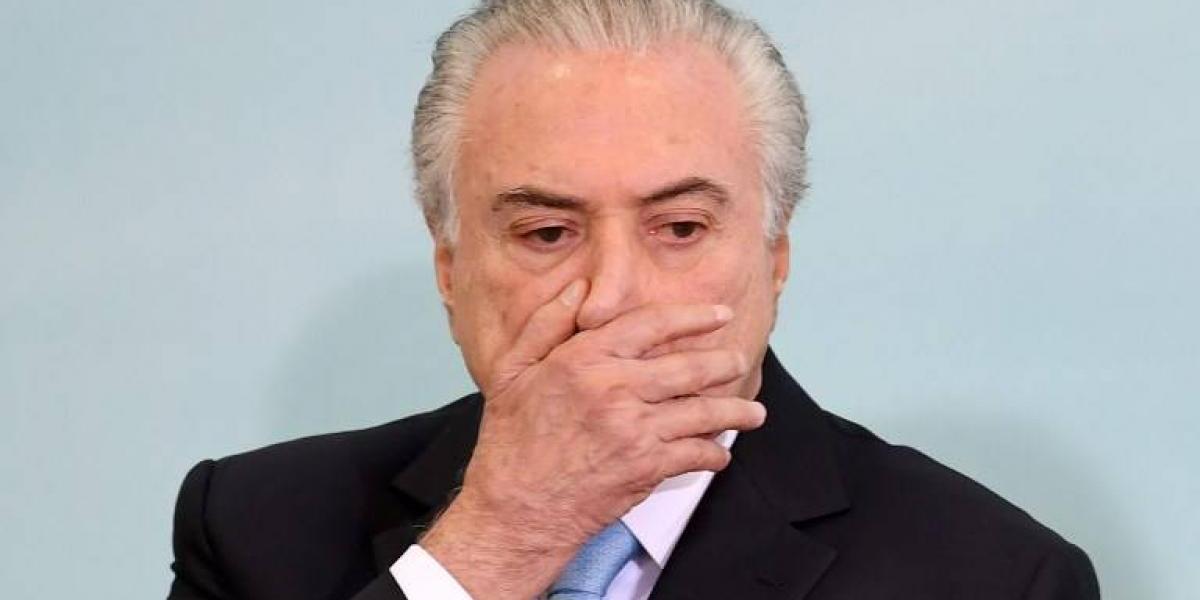 Analistas alertan sobre freno de recuperación económica de Brasil por crisis política