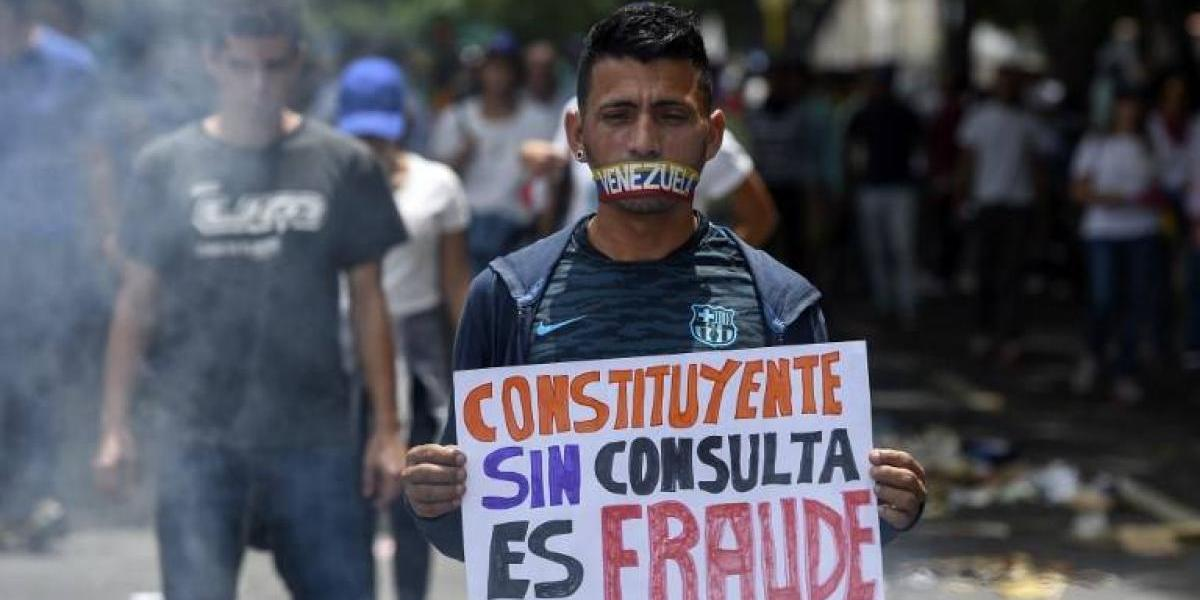 Máxima corte de Venezuela rechaza recurso de fiscal contra la Asamblea Constituyente