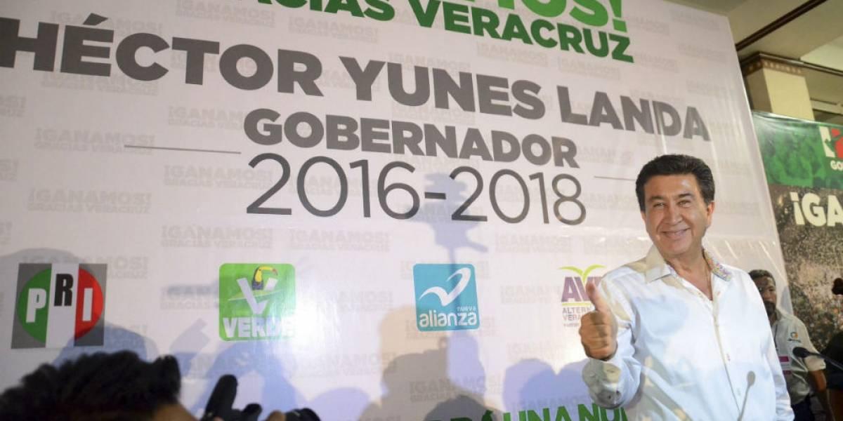 Duarte invirtió mil 300 mdp en campaña de Yunes Landa, según audio