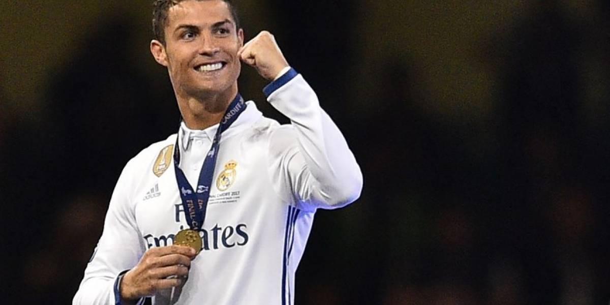 Denuncian a Cristiano Ronaldo por defraudar al fisco español