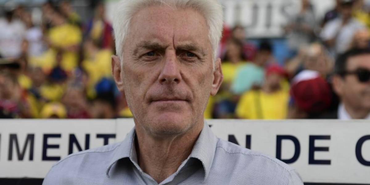 """DT de Camerún tras ser goleado por Colombia: """"Con Chile será otro partido y la motivación será otra"""""""