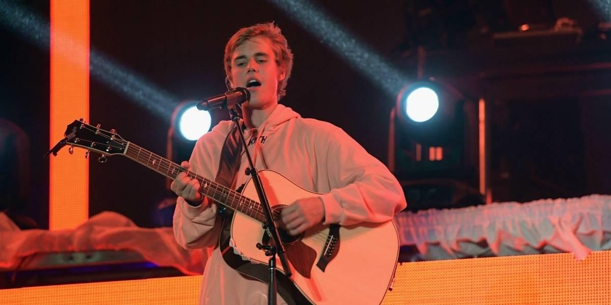 """Justin Bieber recibió un botellazo por culpa de """"Despacito"""""""