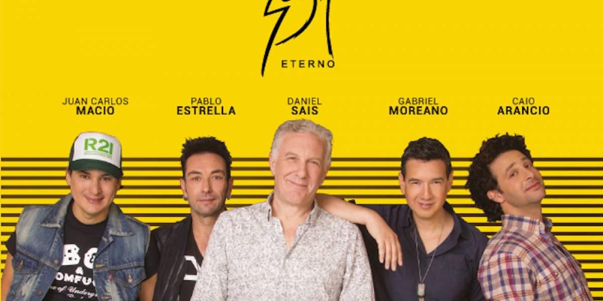 Daniel Sais rendirá homenaje a Soda Stereo y Gustavo Cerati con show Soda Eterno