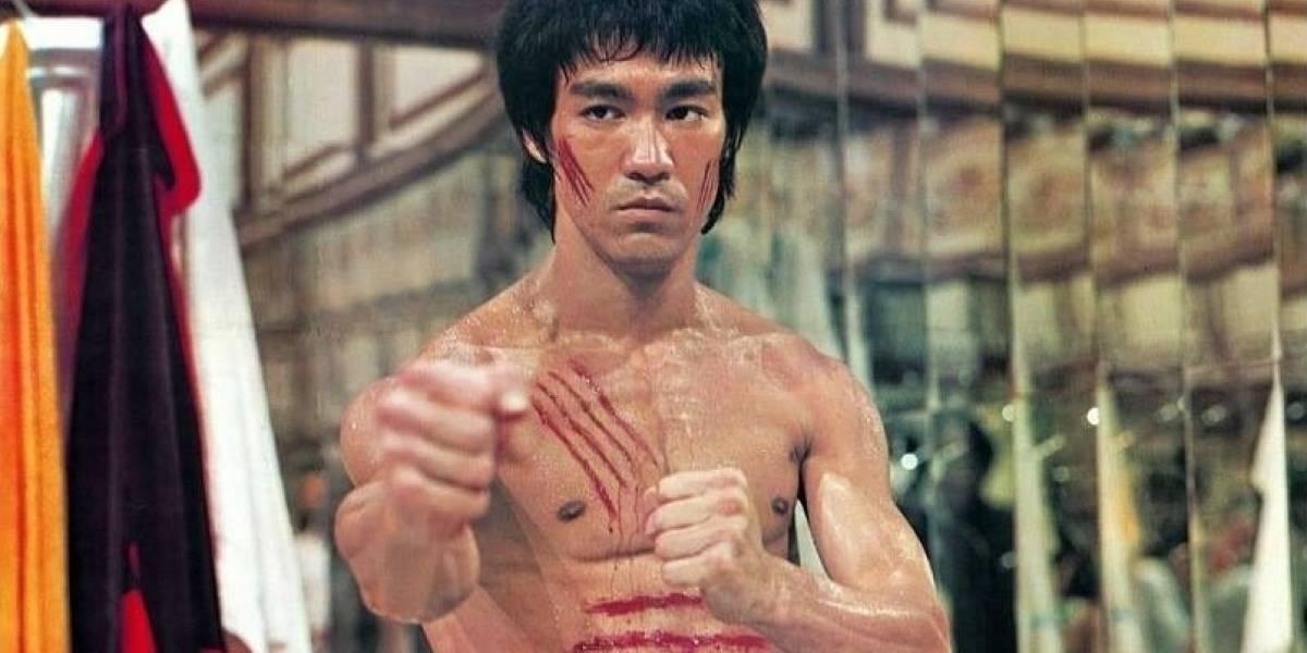 Pelea real de Bruce Lee se hace viral