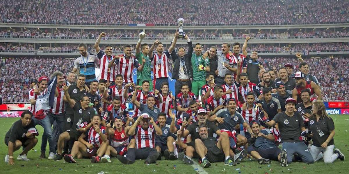 Título de la Liga MX le costó más de 35 mdd a Chivas
