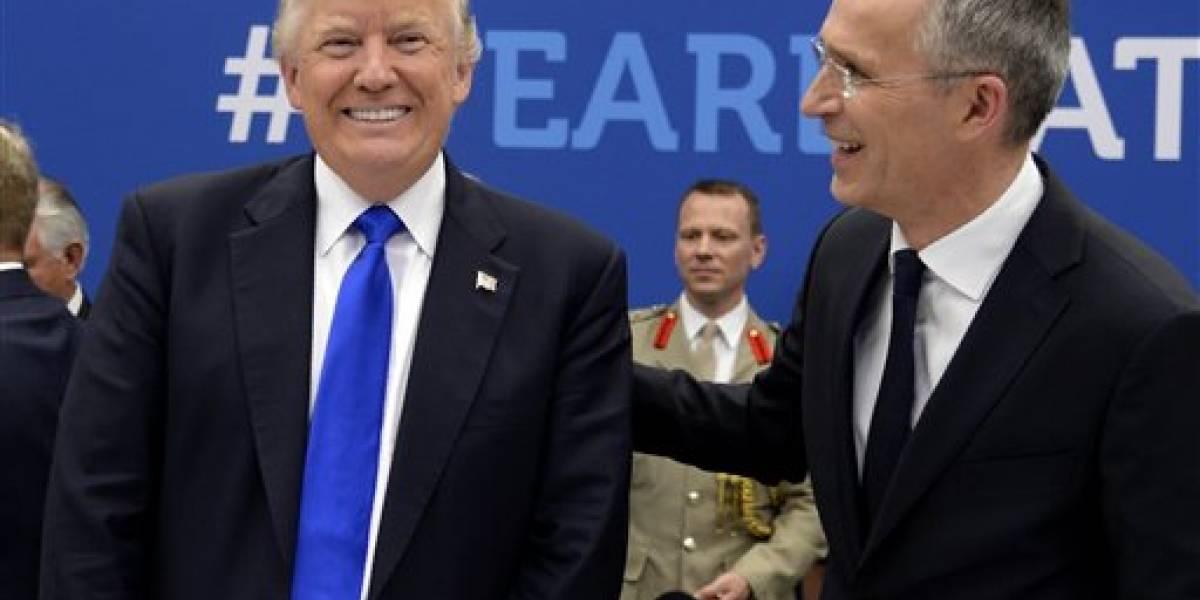 """Trump asegura que fallo contra su decreto migratorio se produjo en """"el momento más peligroso"""""""
