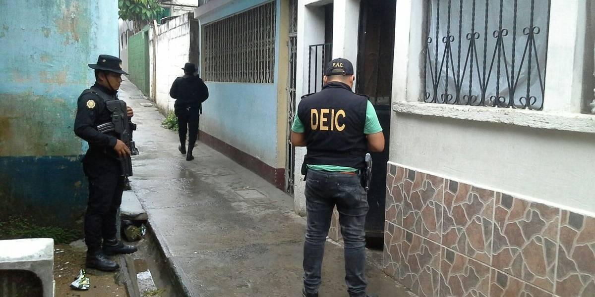 """Desarticulan estructura criminal """"Los Tucanes"""", que operaba en Zacapa"""