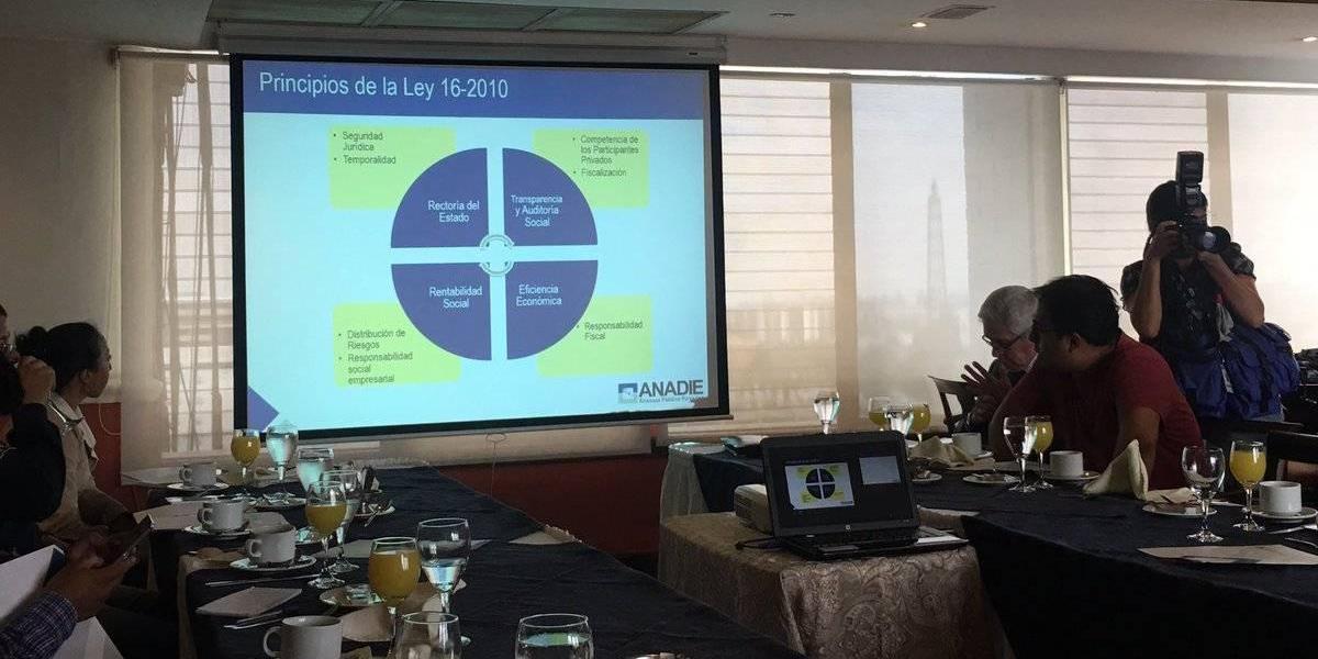 Anadie impulsa siete proyectos desde la alianza público-privada