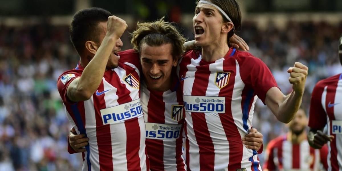 Terminó la novela: el Atlético de Madrid renueva a su estrella