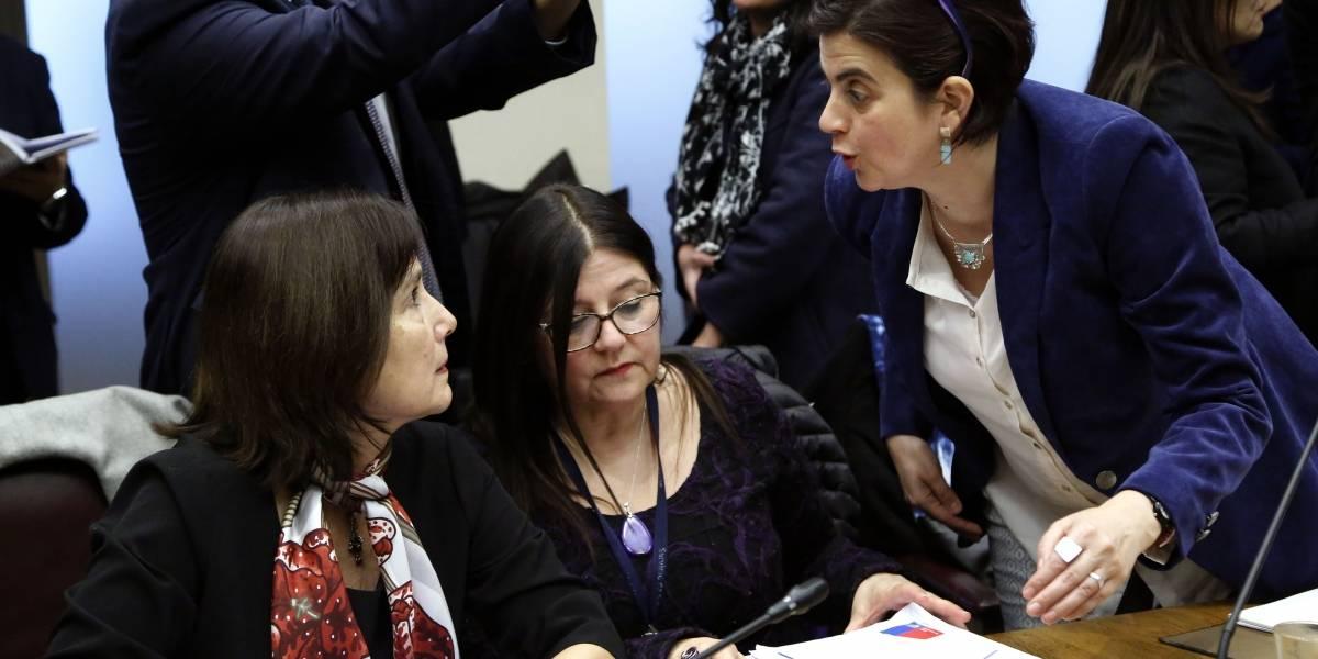 Comisión de Constitución mantiene causal de violación en proyecto de aborto