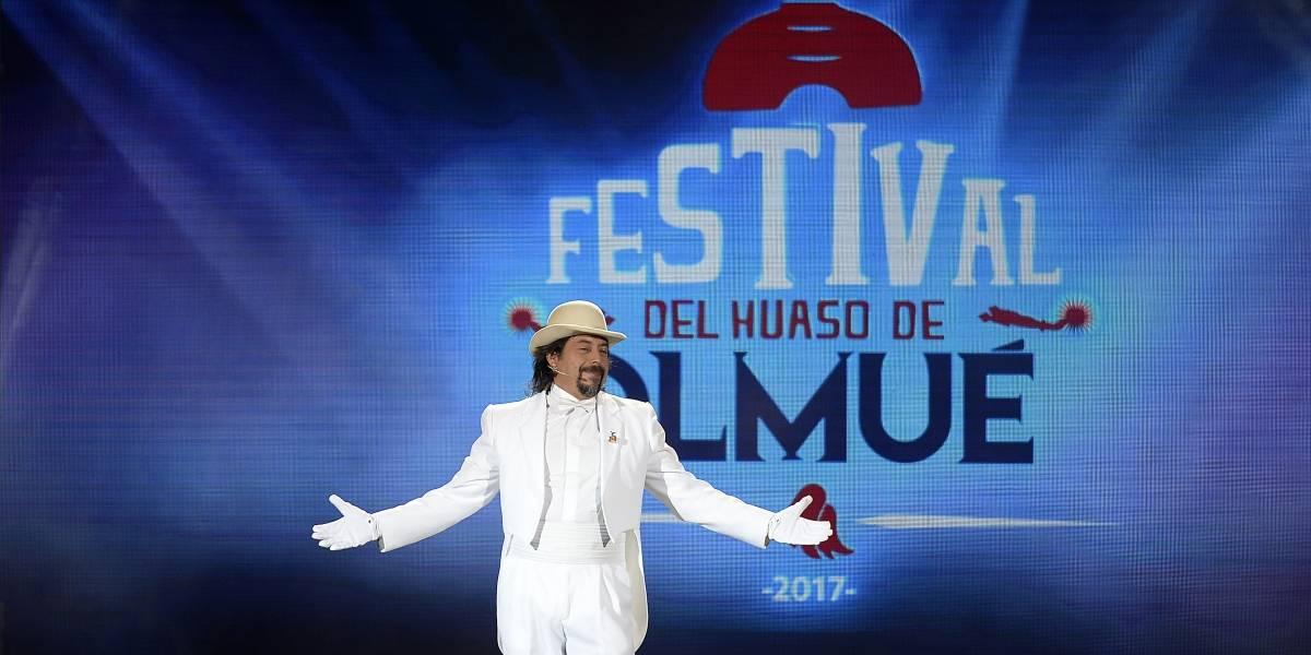 TVN se queda con el Festival de Olmué