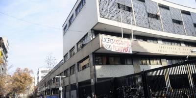Municipio de Santiago presentó demanda contra apoderados por toma de liceo