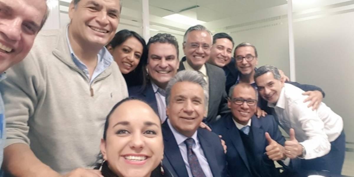 Divisiones en Alianza PAIS ante pedido de vinculación a Jorge Glas