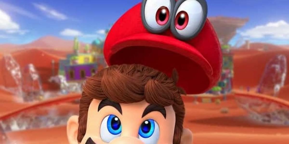 Super Mario Odyssey, el rey de Nintendo Switch, ya tiene fecha de lanzamiento