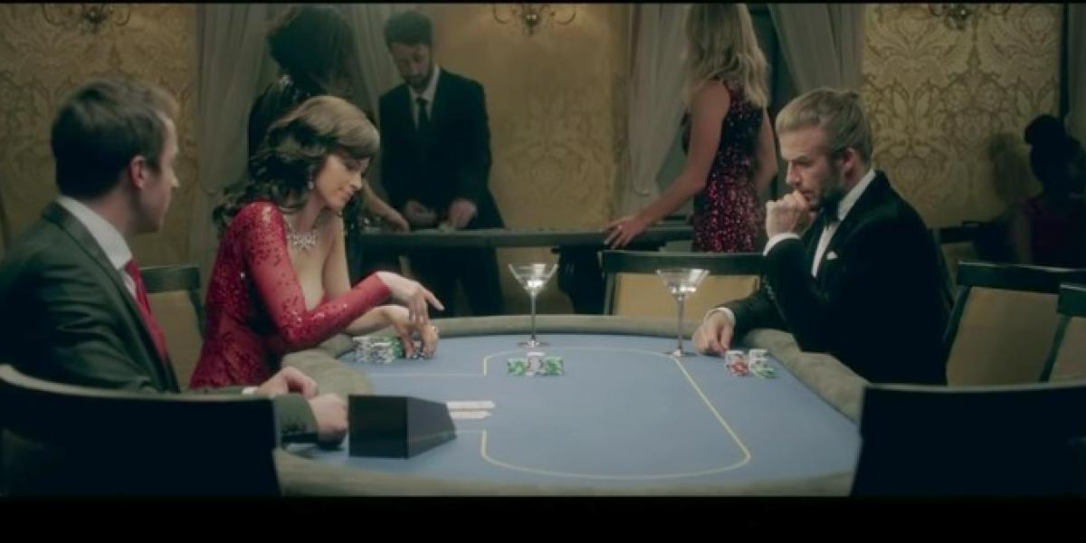VIDEO: Ahora David Beckham audiciona para ser James Bond