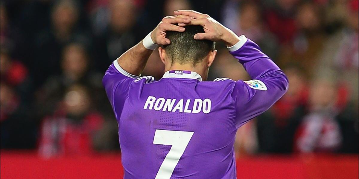 Cristiano Ronaldo no está de acuerdo con la denuncia en su contra