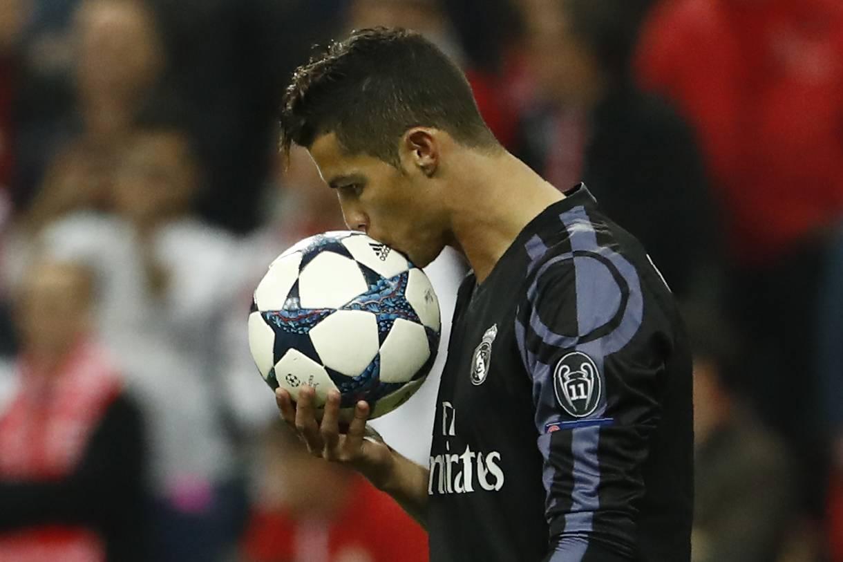 Cristiano Ronaldo no está de acuerdo con la denuncia en su contra.