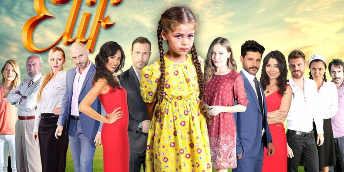 'Elif' sería la telenovela más larga emitida en Colombia