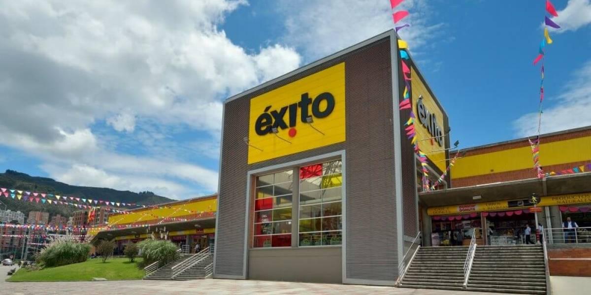 Grupo Éxito tendría que despedir su icónico supermercado en el centro comercial Salitre