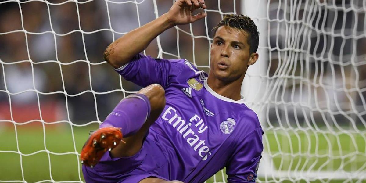 Cristiano Ronaldo es acusado por fraude de 14.7 md€ al fisco español