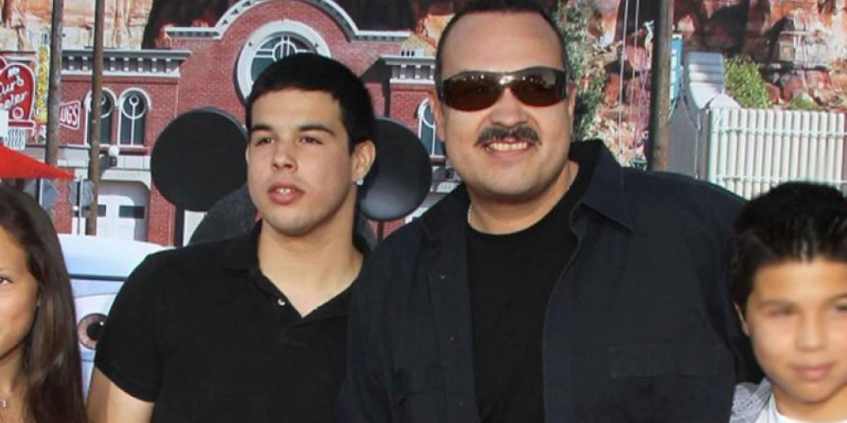 Hijo de Pepe Aguilar se declara culpable de tráfico de indocumentados