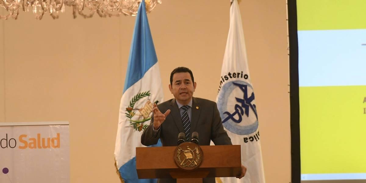 Morales está preocupado por el antejuicio solicitado por el MP
