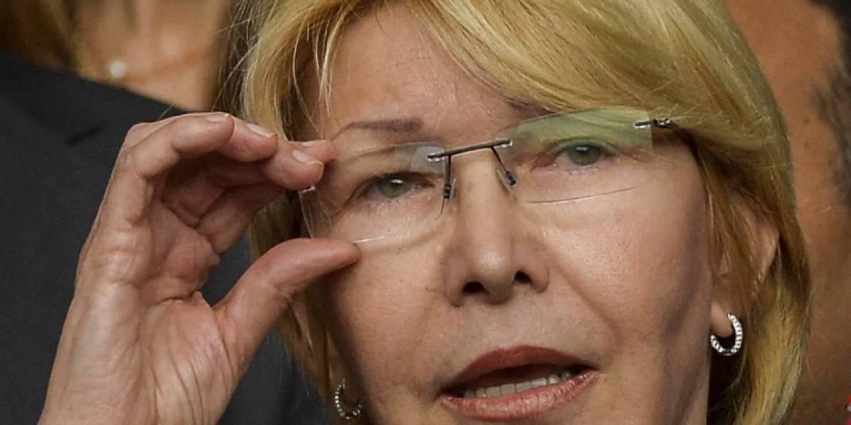 "El chavismo pide a la Justicia evaluar la ""insania mental"" de la fiscal de Venezuela"