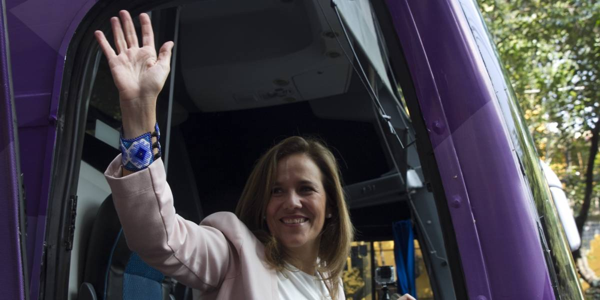 Margarita Zavala ganaría la Presidencia a AMLO: encuesta