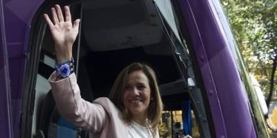 PAN, molesto por abucheos de ayer a Margarita Zavala